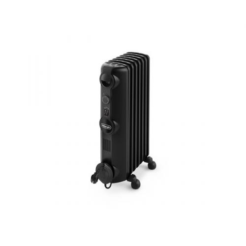 Olejový radiátor DeLonghi Radia-S TRRS0715.B černý + DOPRAVA ZDARMA