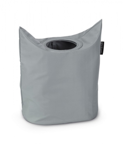 Taška na prádlo Brabantia 50 l, šedá