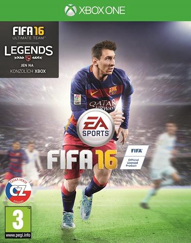 EA Xbox One FIFA 16 (EAX320604)