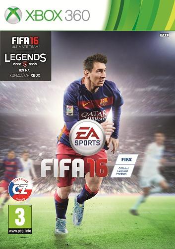 EA Xbox 360 FIFA 16 (EAX200967)
