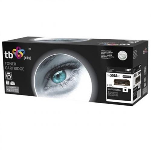 TB HP CE505A kompatibilní černý