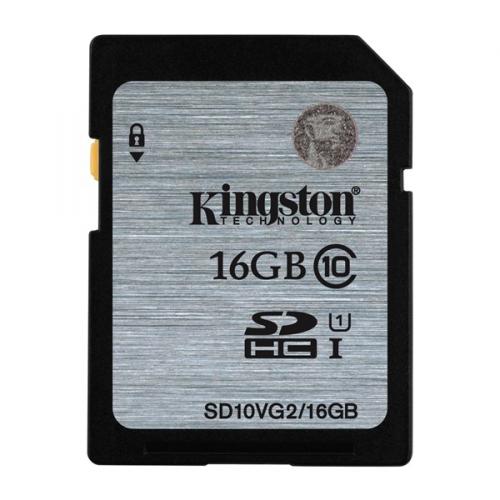 Kingston SDHC 16GB UHS-I U1 (45R/10W)