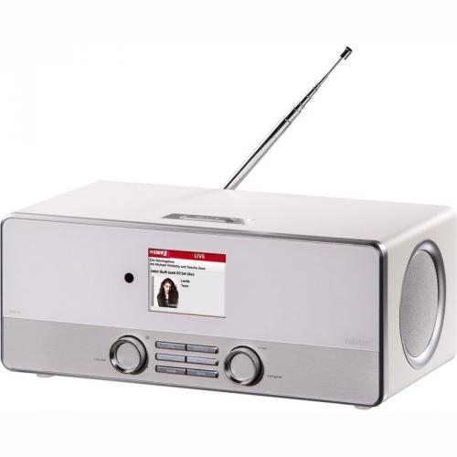 Internetový radiopřijímač Hama DIR3110 DAB+ bílý