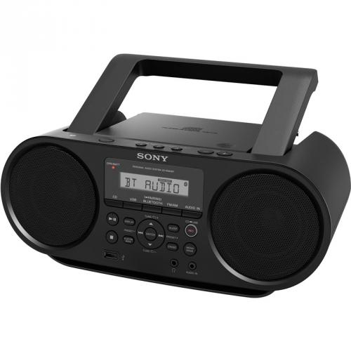 Sony ZS-RS60BT černý