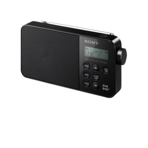 Sony XDR-S40DBP černý