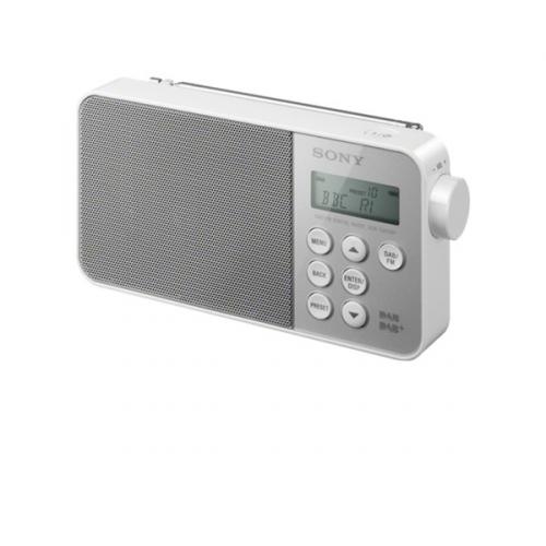 Sony XDR-S40DBP bílý