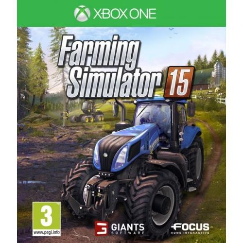 GIANTS software XONE Farming Simulator 2015