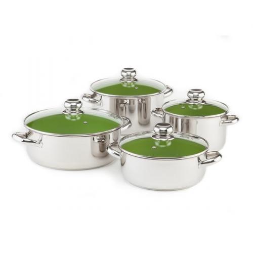 Kolimax Cerammax Pro Standard 8 dílů zelená