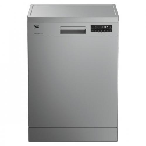 Beko DFN 28321 S stříbrná