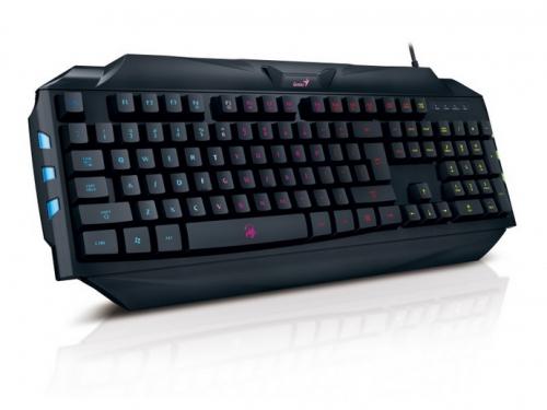 Genius GX Gaming K5, CZ/SK černá