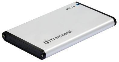 Box na HDD Transcend StoreJet 2.5'' USB 3.0/SATA