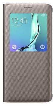 Samsung S-View pro Galaxy S6 Edge+ (EF-CG928P) zlaté