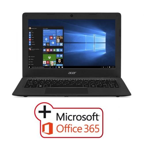 Acer Aspire One Cloudbook 11 (AO1-131-C0BA) šedý