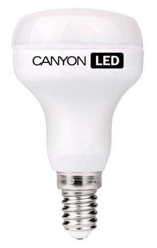 Fotografie Canyon reflektor, 6W, E14, teplá bílá