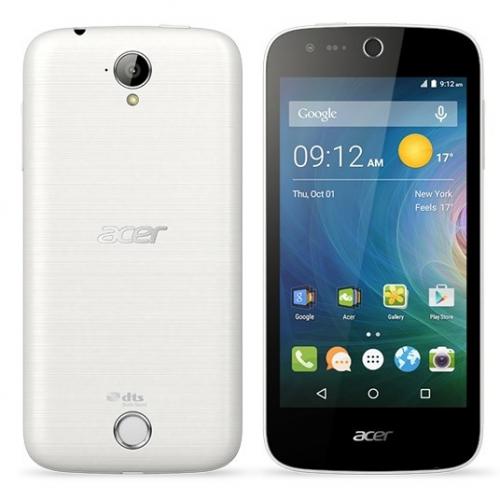 Acer Liquid Z330 LTE bílý