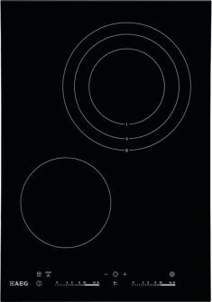 Sklokeramická varná deska AEG Mastery HC452021EB černá + DOPRAVA ZDARMA