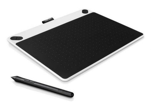 Wacom Intuos Draw Pen S bílý