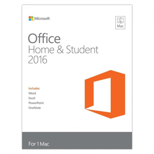 Microsoft Office 2016 ENG pro Mac Home and Student