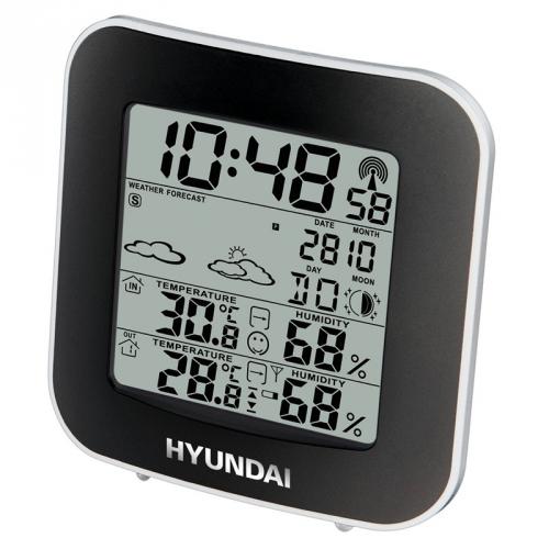 Hyundai Hyundai WS 8236 černá/stříbrná