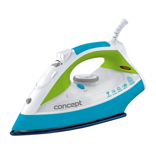 Concept ZN-8022 bílá/modrá/zelená
