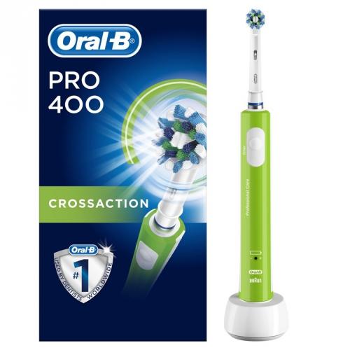 Oral-B Pro 400 Green zelený