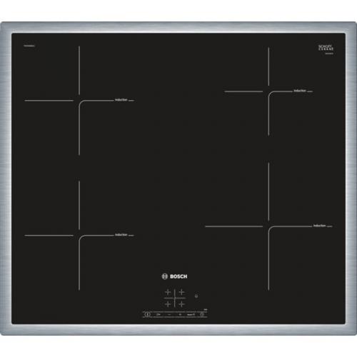 Bosch PIE645BB1E černá/nerez