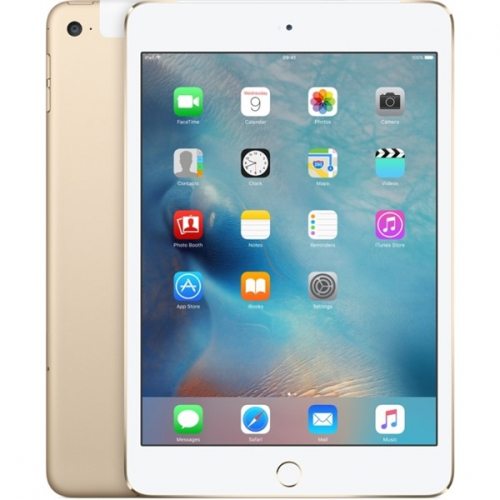 Apple iPad mini 4 Wi-Fi + Cellular 128 GB - Gold + dárek