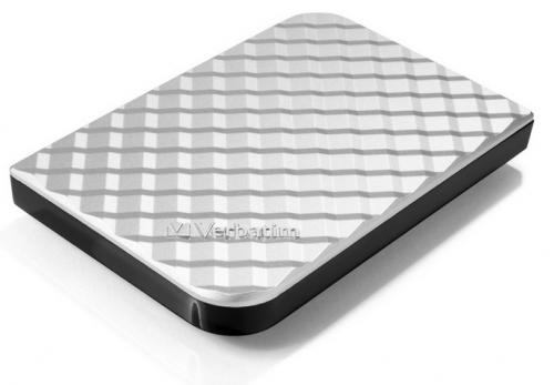 Verbatim Store 'n' Go GEN2 500GB stříbrný