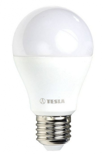 Tesla klasik, 5W, E27, teplá bílá