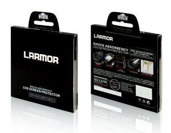 GGS Larmor na displej pro Nikon D7000
