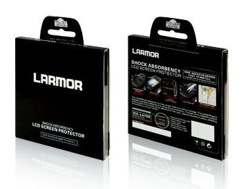 GGS Larmor na displej pro Nikon D3100