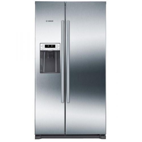 Americká lednice Bosch KAD90VI30 nerez