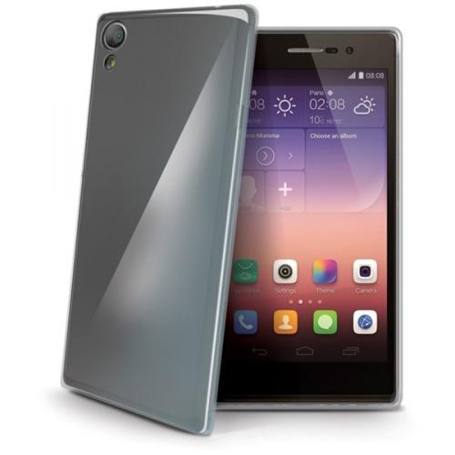 Celly Gelskin pro Huawei P8 Lite průhledný (GELSKIN507)