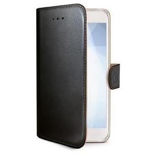 Fotografie Celly Wally pro Samsung Galaxy J5 černé (WALLY510)