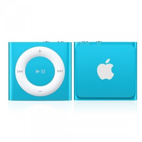 Apple iPod shuffle 2GB modrý