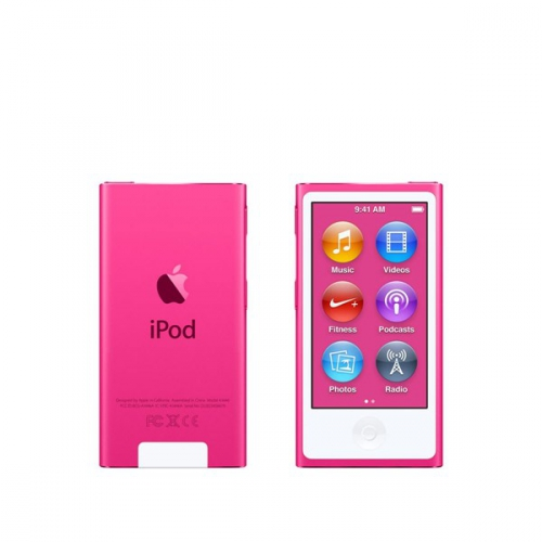 Apple iPod nano 16GB růžový