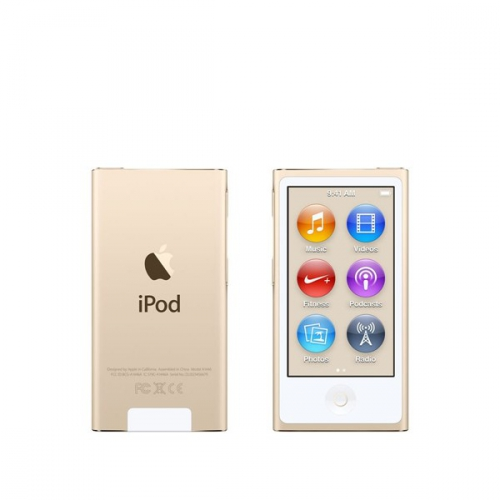 Apple iPod nano 16GB zlatý