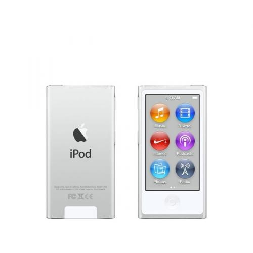 Apple iPod nano 16GB stříbrný
