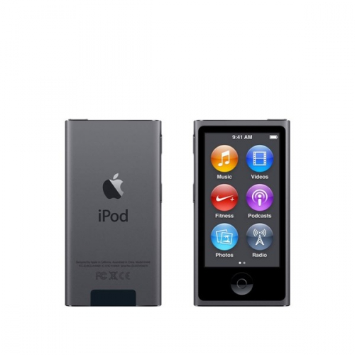 Apple iPod nano 16GB šedý