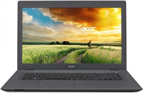 Acer Aspire E17 (E5-772-3891) šedý