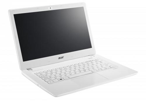Acer Aspire V13 (V3-372-754K) bílý + dárek
