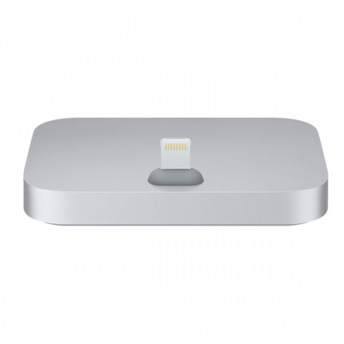 Apple Lightning Dock pro iPhone - vesmírně šedý