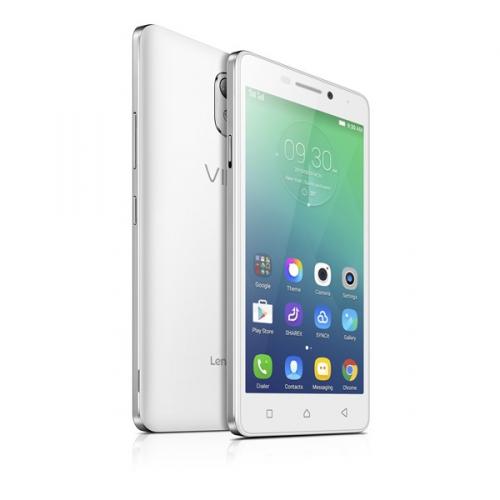 Lenovo VIBE P1m Dual SIM bílý + dárek