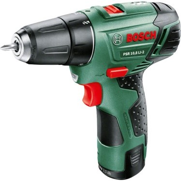 Bosch PSR 10,8 LI-2 upgrade