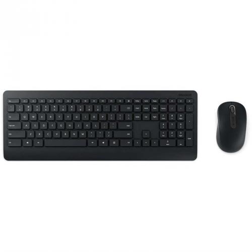 Microsoft Wireless Desktop 900, USB, CZ/SK černá