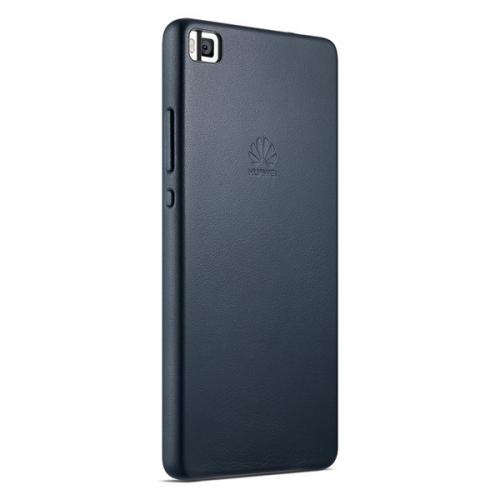 Huawei P8 kožené modrý (6901443057528)