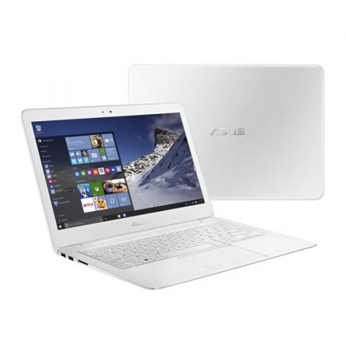 Asus Zenbook UX305CA bílý + dárek