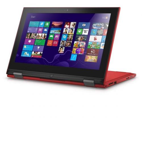 Dell Inspiron 11z (3147) Touch červený + dárky