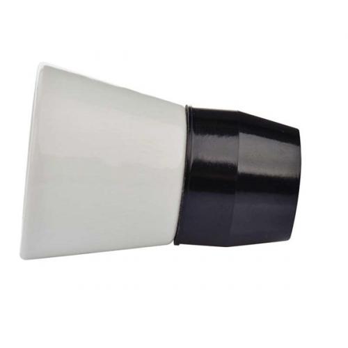 Objímka EMOS na žárovku E27 plastová keramická 1332-146