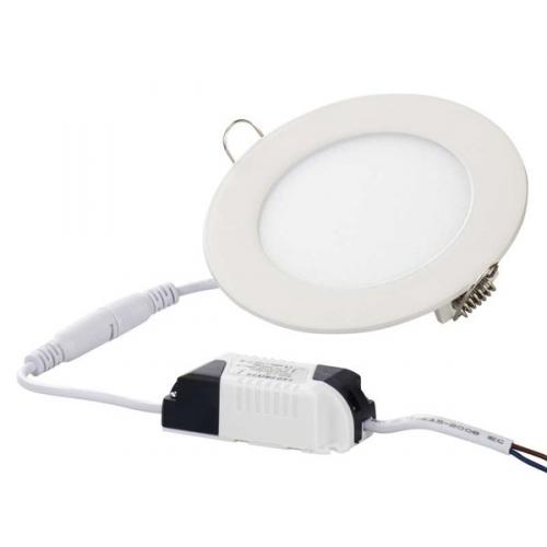 EMOS kruh, 120 x 21 mm, 6W, 360 lm bílý